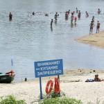 Санслужбы Гомельской области вынесли запрет на купание детей на пляжах «Любенский» и «Роповский»