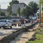 В Гомеле начались работы по расширению улицы Кирова