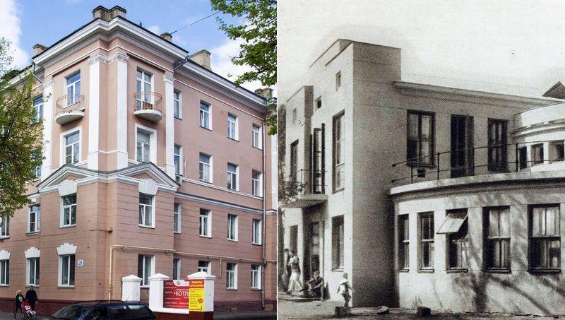 Здания Гомеля, о которых вы не знали. Потери времен Великой Отечественной войны. Часть 4