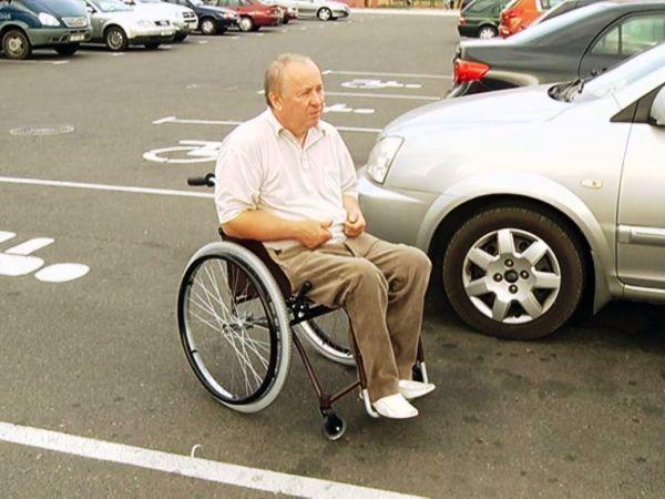 Акцию «Парковка» организовало в Гомеле ОО «Инвалиды-спинальники»