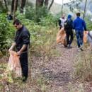 """Экологическая акция """"Молодежь выбирает чистый город"""" прошла в Гомеле"""