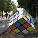 """Фотопроект """"ГВ"""" - """"Геометрия города"""". Куб и квадрат"""
