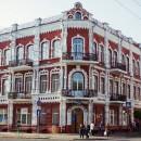 Окна и фасады исторического центра Гомеля