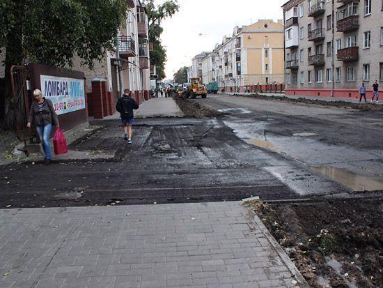 Появятся ли деревья на улице Кирова после её расширения?