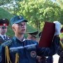 Присяга первокурсников Гомельского инженерного института МЧС