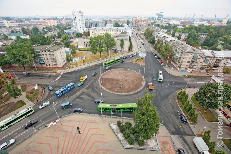 В ГАИ рассказали об исчезновении пешеходных переходов
