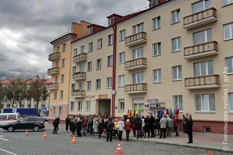 В Гомеле открылся первый в стране музей фотографии