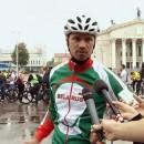 В минувшие выходные в городе над Сожем прошел очередной велопробег