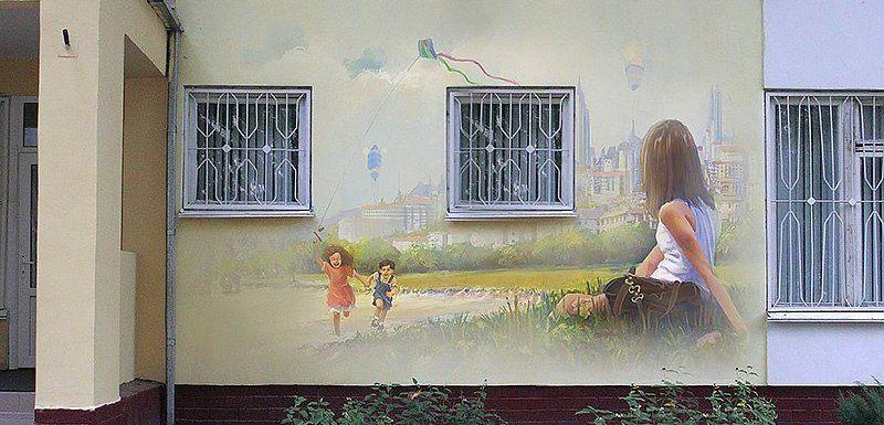 Гомельские активисты раскрасят серые будни воспитанников социального центра