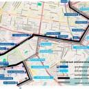 Горисполком обнародовал схему движения нового маршрута через «Шведскую Горку»