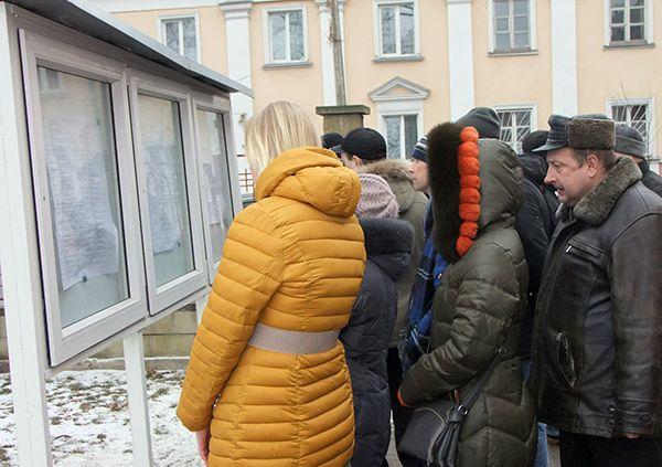 Безработным гомельчанам расскажут о вакансиях и предложат переучиться