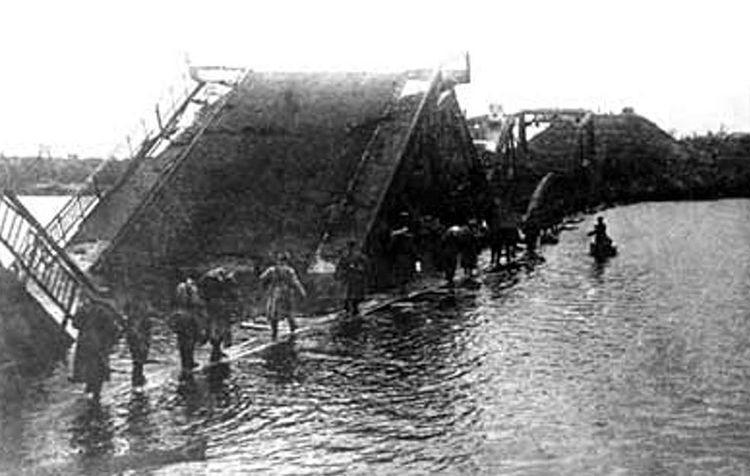Гомельчанам напомнят о подвиге советских бойцов, переправившихся через Сож в ноябре 1943 года