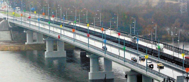 Из варяг в греки  по новому мосту