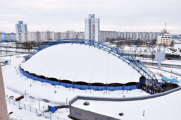 В Гомеле открывается сезон катания на коньках