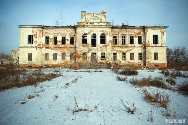 Усадьба Горватов в Наровле. Фото: Иван Яриванович, TUT.BY
