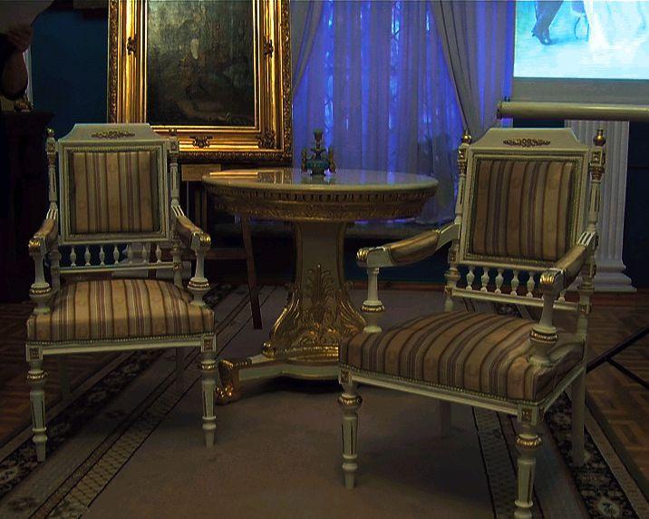 Пополнение в коллекции Гомельского дворцово-паркового ансамбля