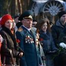 Вахта Памяти, минута молчания, концерт прошли в Советском районе