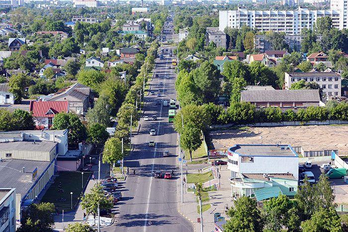 Улицу Хмельницкого расширят до шести полос