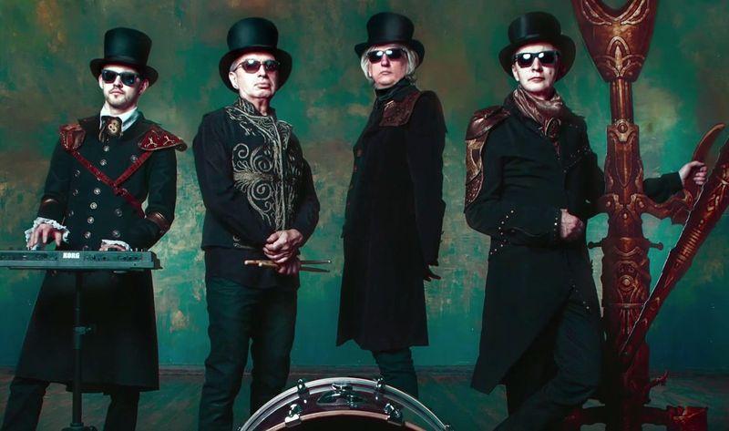 Группа «Пикник» выступит 9 декабря в Гомеле