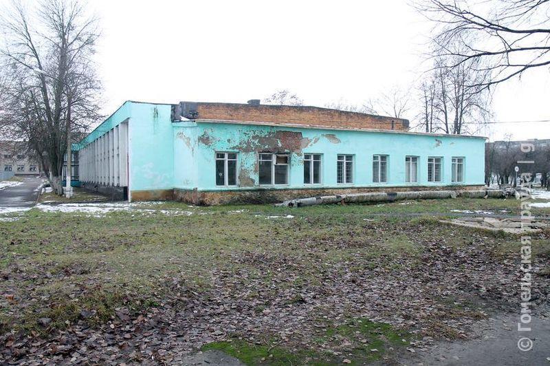 На улице Богданова в Гомеле появится магазин стройматериалов