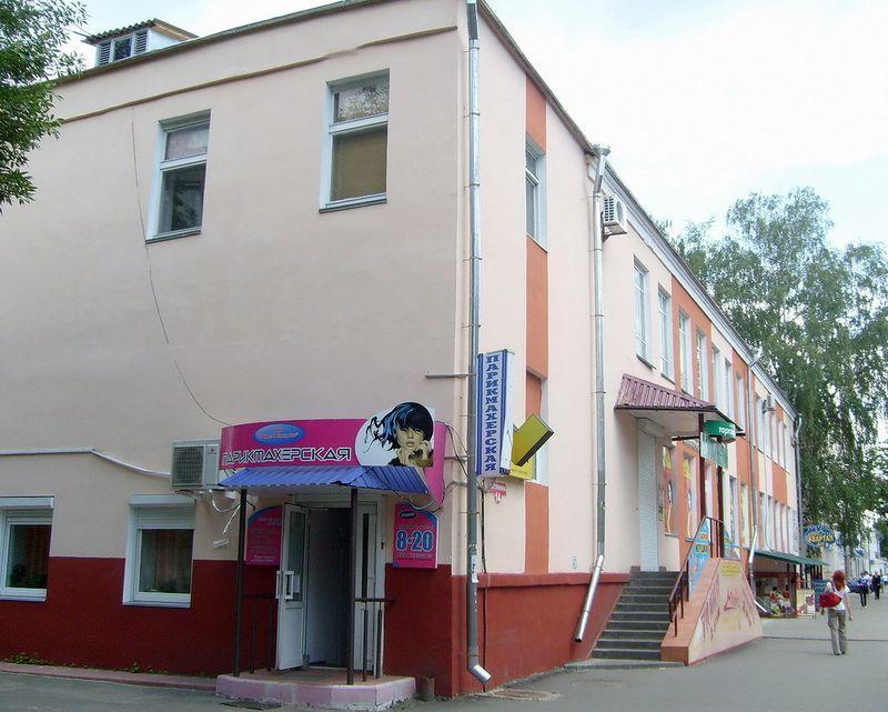 Торговый центр «Катунинский»
