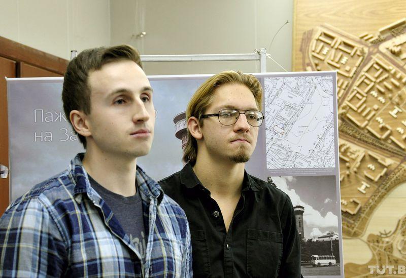 Историкам и краеведам помогли студенты архитектурного факультета БелГУТа Роман Рощенко и Дмитрий Башмак.