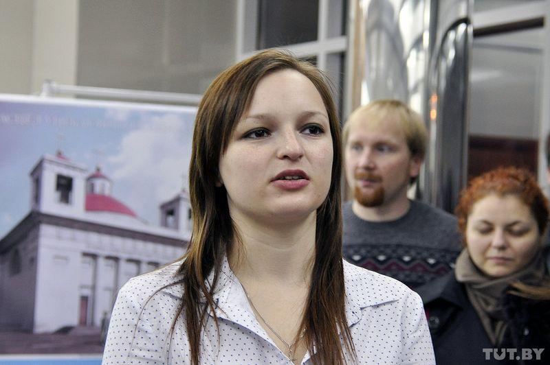 Историк Мария Булавинская.