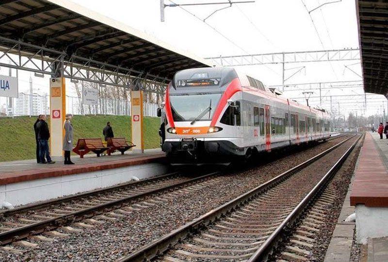 Электрички по маршруту Минск – Гомель начнут курсировать в апреле