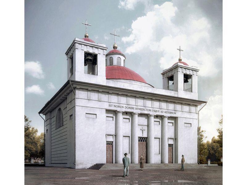 Гомельчане создают первый в Беларуси виртуальный город исчезнувших зданий