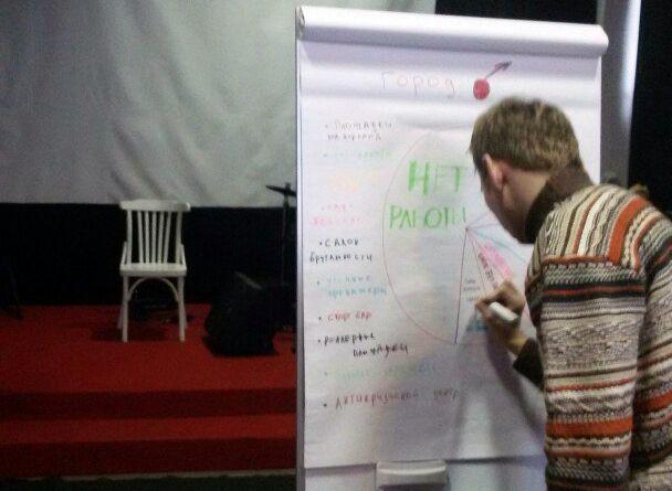 Команда активистов движения «Новый Гомель» составила карту потребностей горожан