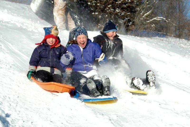 В субботу в Гомеле будут отмечать Всемирный День снега