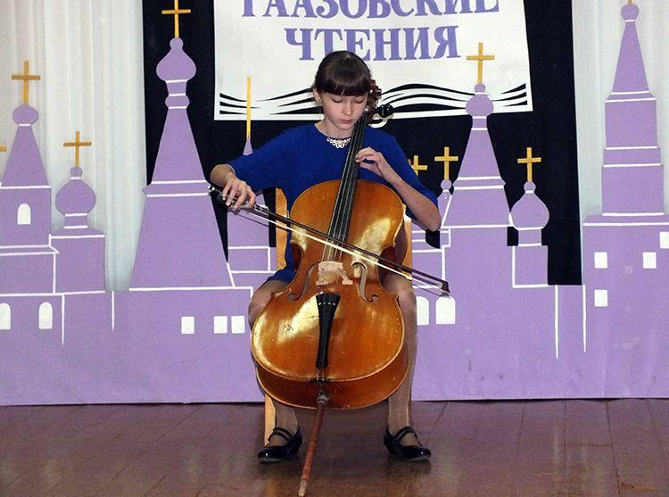 Гомельские школьники и гимназисты показали свои таланты во время Гаазовских чтений