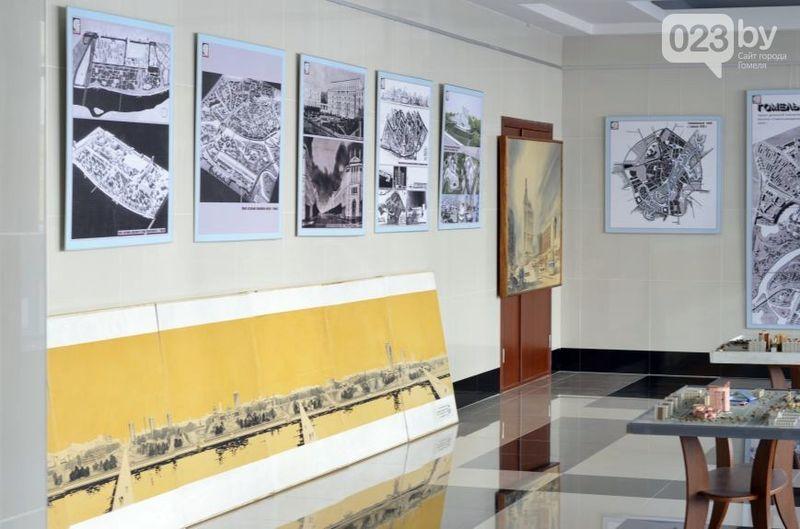 Каким видят Гомель архитекторы, и где изначально планировалось построить новый «Универмаг Гомель»?