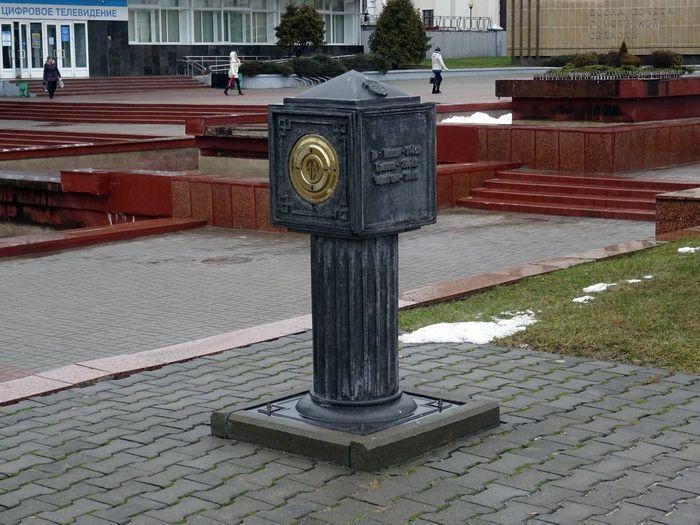 Самые «дырявые» остановки в центре Гомеля