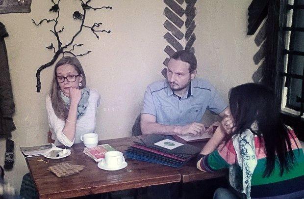 В Гомеле экологические активисты обсудили совместную работу