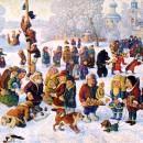 Афиша праздничных мероприятий на Масленицу в Гомеле