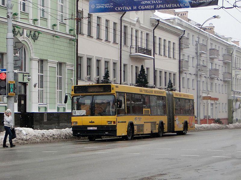 «Гомельоблавтотранс» пересмотрит графики движения на автобусных маршрутах