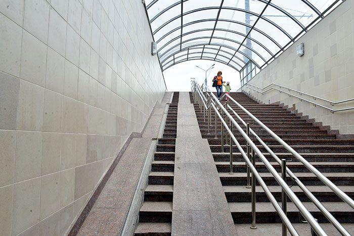 Гомельские инвалиды-спинальники рассказали архитекторам, зачем нужны пандусы и лифты