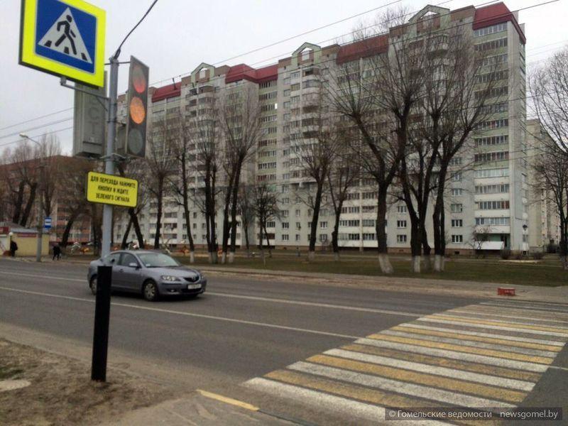 Новый светофор установлен на улице Ильича