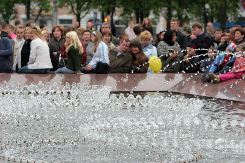 29 апреля в Гомеле откроется сезон фонтанов