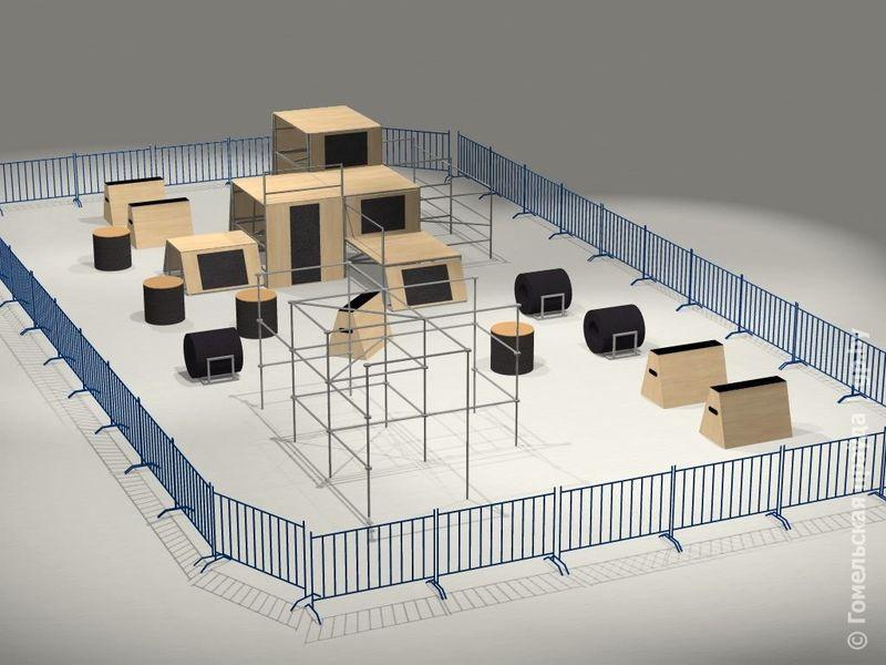 Будет ли в Гомеле построена первая площадка для паркура?