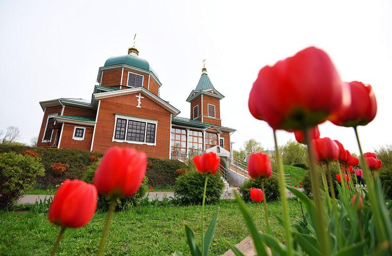 Десять лет назад в Гомеле возродили церковь, которая стала памятником жертвам Чернобыля