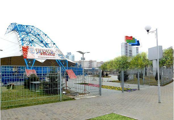 Международная выставка «Весна в Гомеле» в этом году сменит место проведения