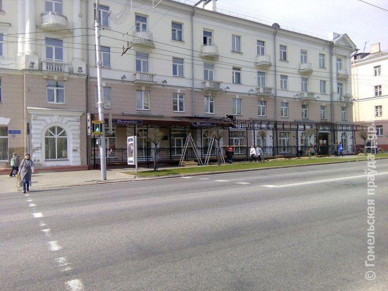 На Советской улице появится еще одна летняя терраса