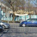 После строительства подземного перехода около Киевского спуска ближайший наземный переход через ул. Советскую будет закрыт. Фото Вячеслава Коломийца, «Советский район»