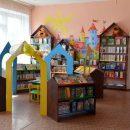 Для новосёлов «Шведской Горки» во «взрослой» библиотеке открыли детский зал