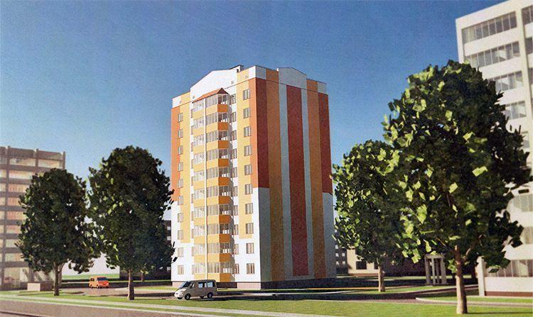 Гомельчане раскритиковали идею строительства жилья на улице Жукова