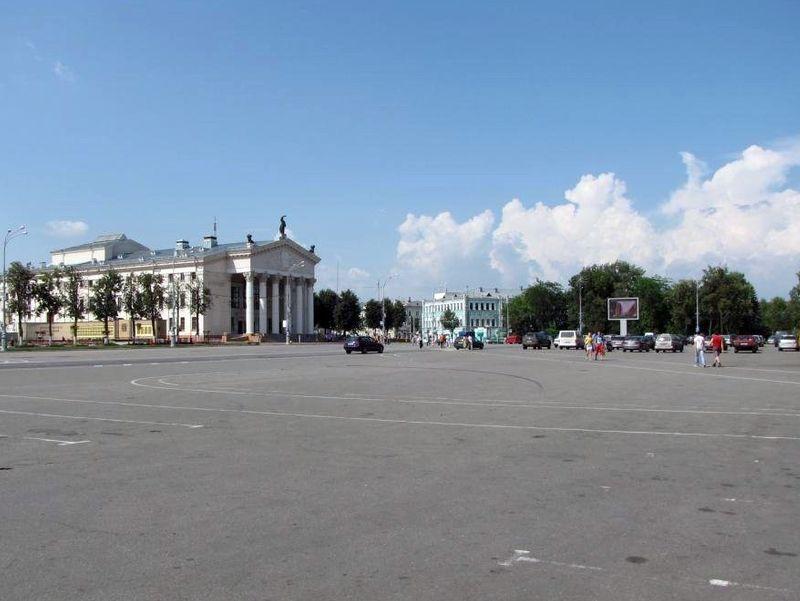 Почему на площади Ленина в Гомеле нельзя строить подземные переходы
