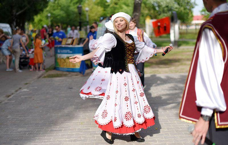 Сезон музыкальных пятниц стартовал в парке Фестивальном