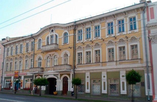Здание бывшего суда в центре Гомеля уйдет с молотка